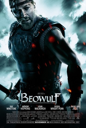 Beowulf - Movie Poster (thumbnail)