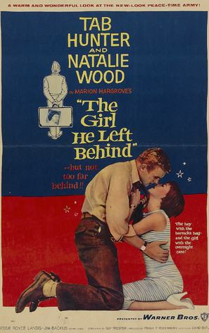The Girl He Left Behind - Movie Poster (thumbnail)