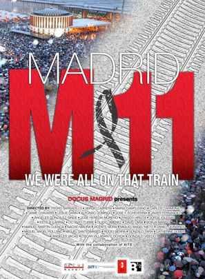 Madrid 11M: Todos íbamos en ese tren - poster (thumbnail)