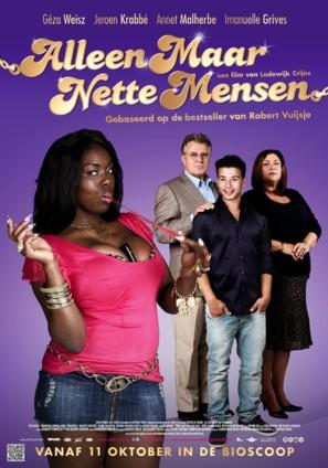 Alleen maar nette mensen - Dutch Movie Poster (thumbnail)