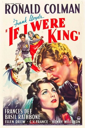 If I Were King - Movie Poster (thumbnail)