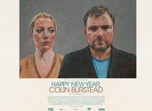 Happy New Year, Colin Burstead. - British Movie Poster (thumbnail)