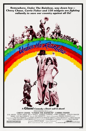 Under the Rainbow - Movie Poster (thumbnail)