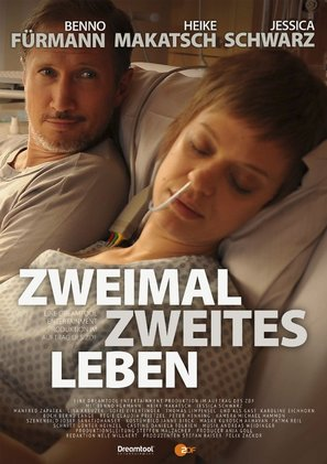 Zweimal zweites Leben - German Movie Poster (thumbnail)