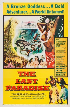 L'ultimo paradiso - Movie Poster (thumbnail)