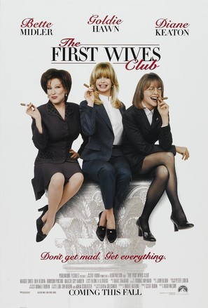 The First Wives Club - Movie Poster (thumbnail)