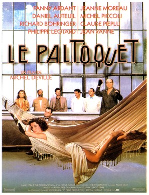 Le paltoquet - French Movie Poster (thumbnail)