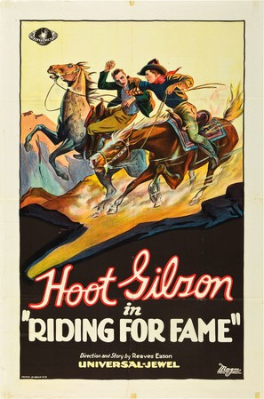 Riding for Fame - Movie Poster (thumbnail)