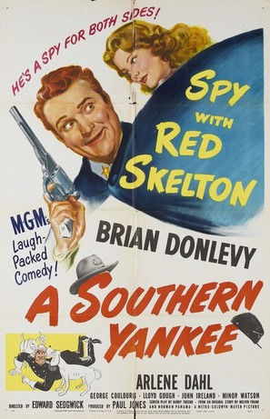 A Southern Yankee - Movie Poster (thumbnail)