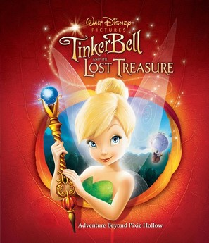 Tinker Bell and the Lost Treasure - Movie Poster (thumbnail)