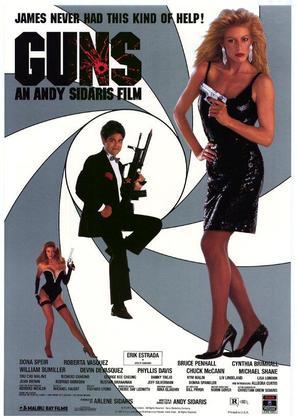 Guns - Movie Poster (thumbnail)