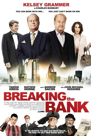 Breaking the Bank - British Movie Poster (thumbnail)
