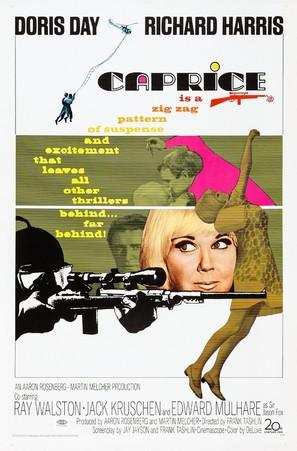 Caprice - Movie Poster (thumbnail)