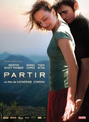 Partir - French Movie Poster (thumbnail)