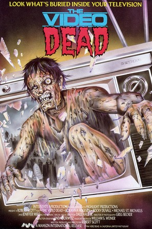 The Video Dead - Movie Poster (thumbnail)