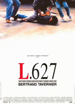 L.627 - French Movie Poster (thumbnail)
