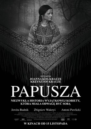 Papusza - Polish Movie Poster (thumbnail)