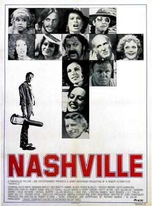 Nashville - Swedish Movie Poster (thumbnail)