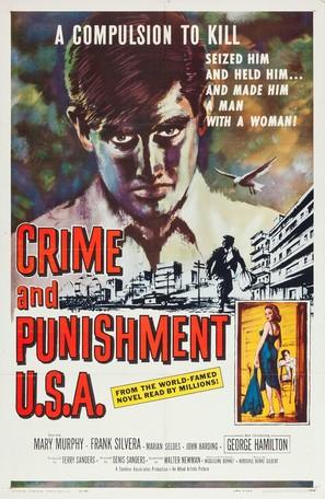 Crime & Punishment, USA - Movie Poster (thumbnail)