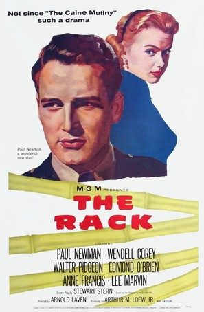 The Rack - Movie Poster (thumbnail)