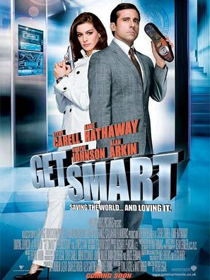 Get Smart - Movie Poster (thumbnail)