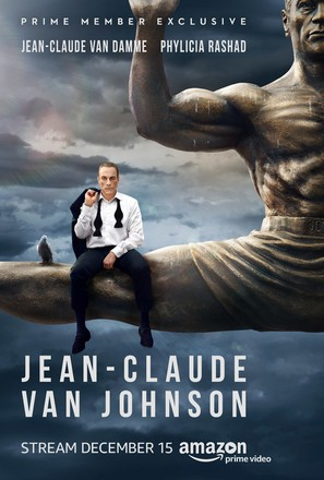 """Jean-Claude Van Johnson"" - Movie Poster (thumbnail)"