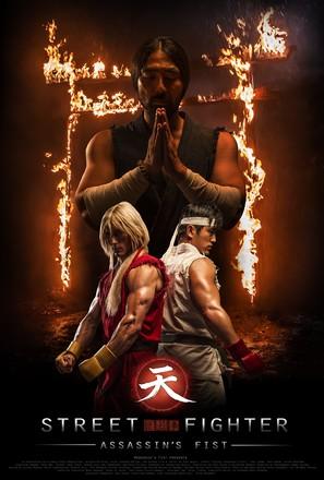 """Street Fighter: Assassin's Fist"" - Movie Poster (thumbnail)"