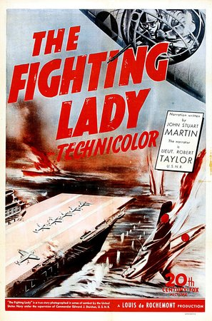 The Fighting Lady - Movie Poster (thumbnail)