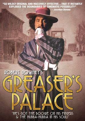 Greaser's Palace - Movie Cover (thumbnail)