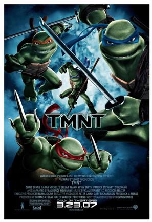 TMNT - Movie Poster (thumbnail)