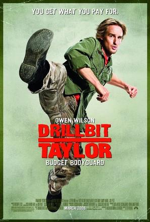 Drillbit Taylor - Movie Poster (thumbnail)