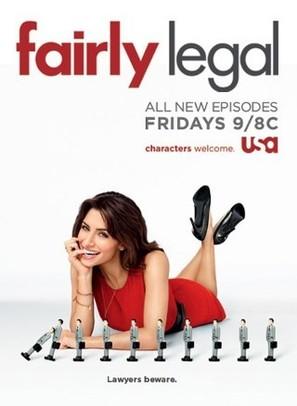 """Fairly Legal"" - Movie Poster (thumbnail)"