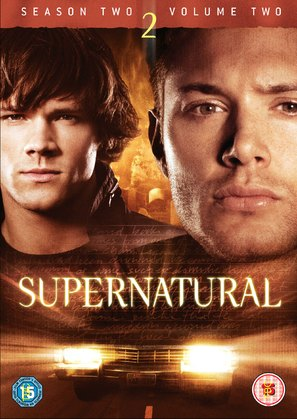 """Supernatural"" - British Movie Cover (thumbnail)"
