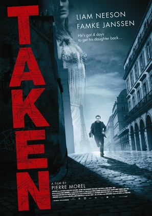 Taken - Movie Poster (thumbnail)