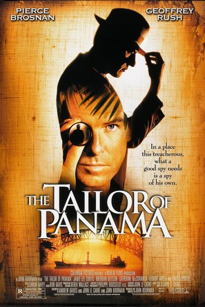 The Tailor of Panama - Movie Poster (thumbnail)