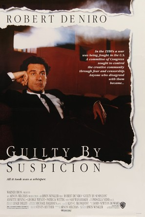 Guilty by Suspicion - Movie Poster (thumbnail)