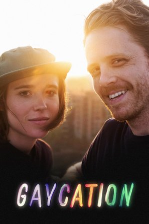 """""""Gaycation"""" - Movie Poster (thumbnail)"""