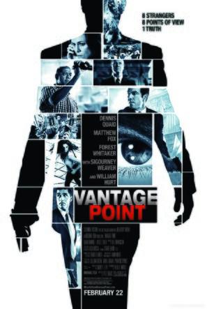 Vantage Point - Movie Poster (thumbnail)