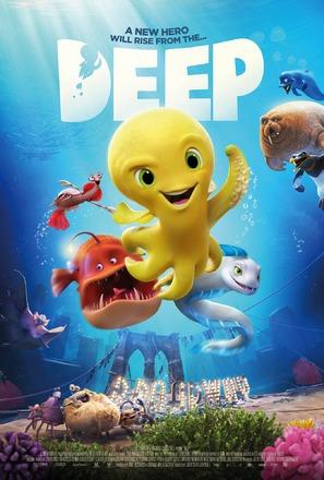 Deep - Spanish Movie Poster (thumbnail)