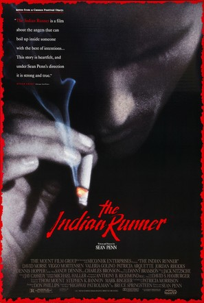 The Indian Runner - Movie Poster (thumbnail)