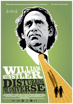 William Kunstler: Disturbing the Universe - Movie Poster (thumbnail)