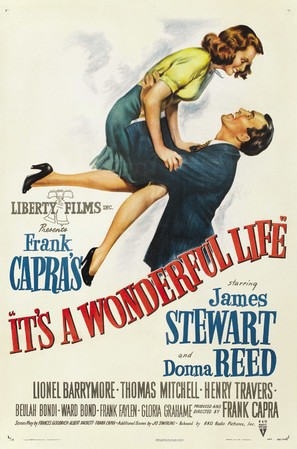 It's a Wonderful Life - Theatrical movie poster (thumbnail)