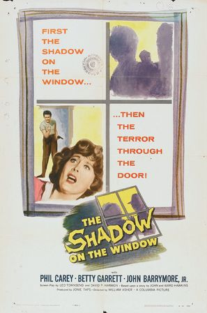 The Shadow on the Window - Movie Poster (thumbnail)