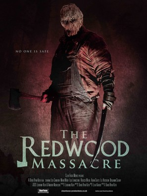 The Redwood Massacre - British Movie Poster (thumbnail)