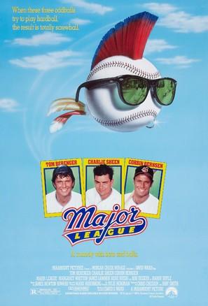 Major League - Movie Poster (thumbnail)