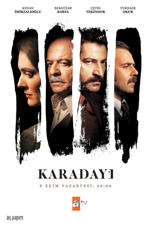 """Karadayi"" - Turkish Movie Poster (thumbnail)"