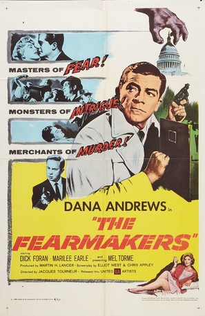 The Fearmakers - Movie Poster (thumbnail)