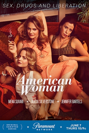 American Woman [Season 1] 2018 All Episode 720p & 480p