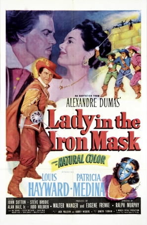 Lady in the Iron Mask - Movie Poster (thumbnail)