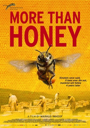 More Than Honey - Swiss Movie Poster (thumbnail)